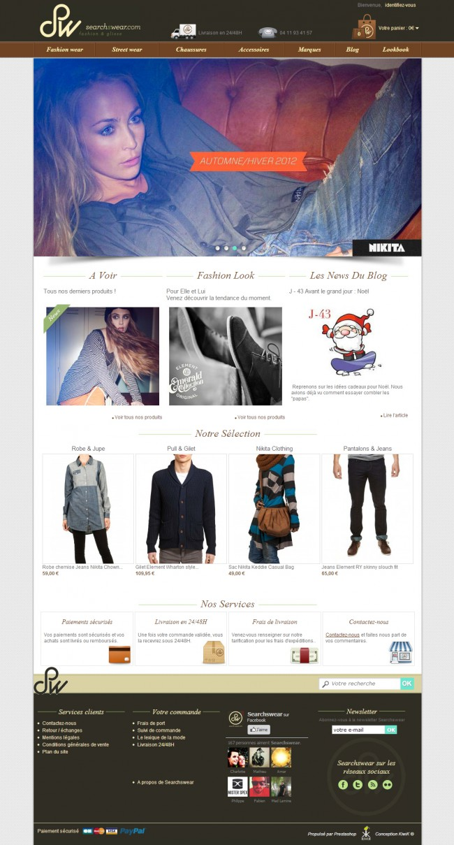 Searchswear