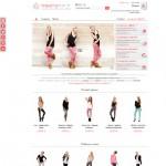 Lancement de www.leggingstar.fr : Site e-commerce made in Orléans.