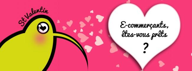 E-commerce et Saint Valentin