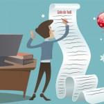 La liste de Noël 2015 du e-commerçant
