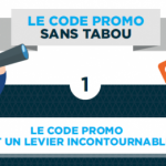 Infographie : le code promo sans tabou !