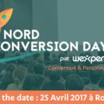 Découvrez le Nord Conversion Day, le 25 avril 2017 à Roubaix !