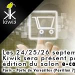Salon E-commerce 2013 – évènement incontournable – Kiwik répond présent !