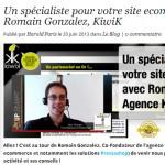 Son aventure entreprenariale : entretien avec Romain, co-fondateur Kiwik