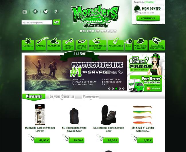 site prestashop