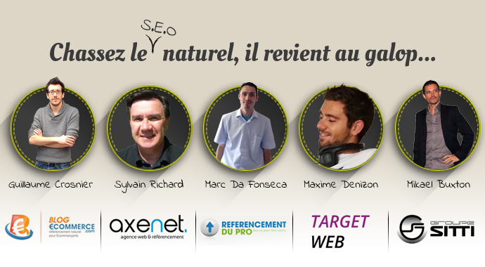 5 experts SEO temoignent