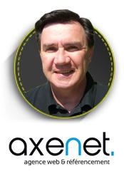 Sylvain Richard, directeur d'Axe-Net