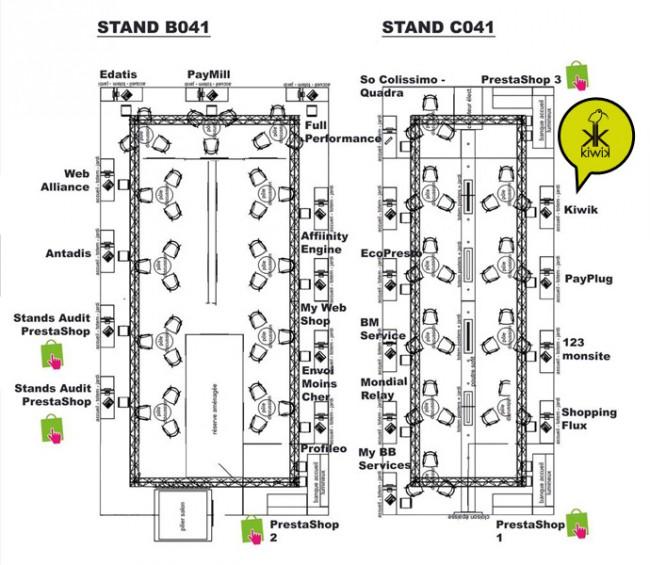 plan salon du e-commerce 2014