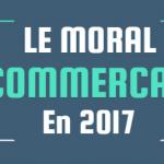 Où en est le moral des e-commerçants en 2017 ?
