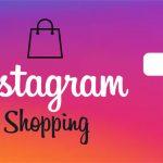 La nouvelle fonctionnalité Shopping sur Instagram