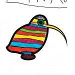 La journée Mondiale de l'art avec les enfants de la Team Kiwik