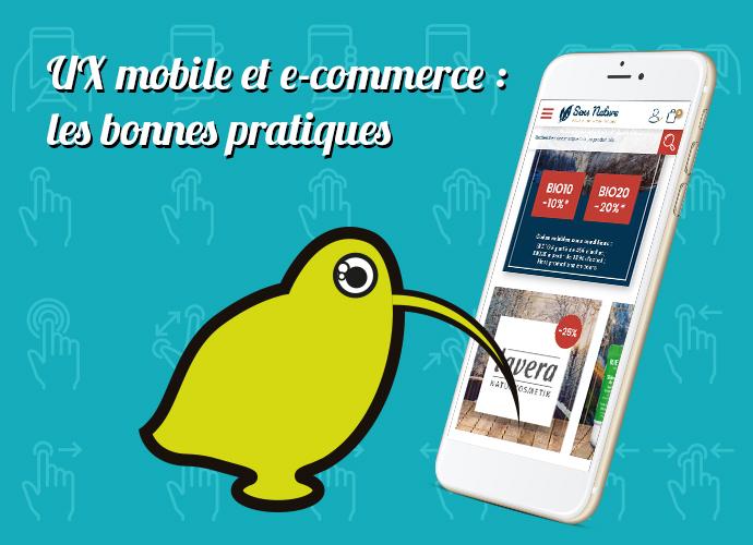 UX mobile et e-commerce