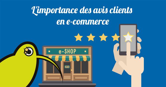 importance des avis client en e-commerce