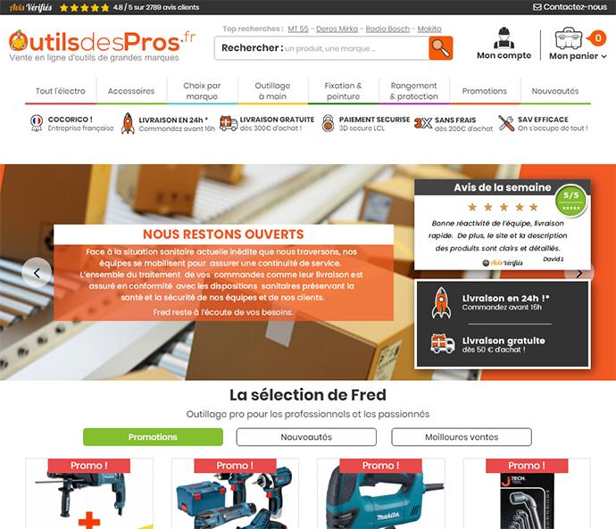 intégration du widget avis vérifiés sur une boutique en ligne